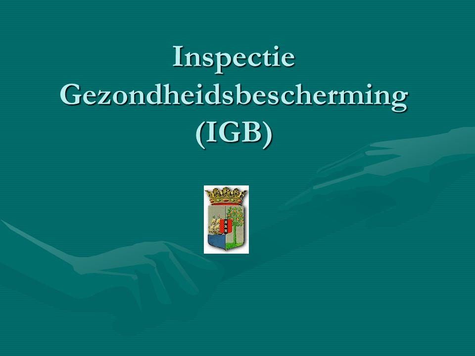 Inspectie Gezondheidsbescherming (IGB)