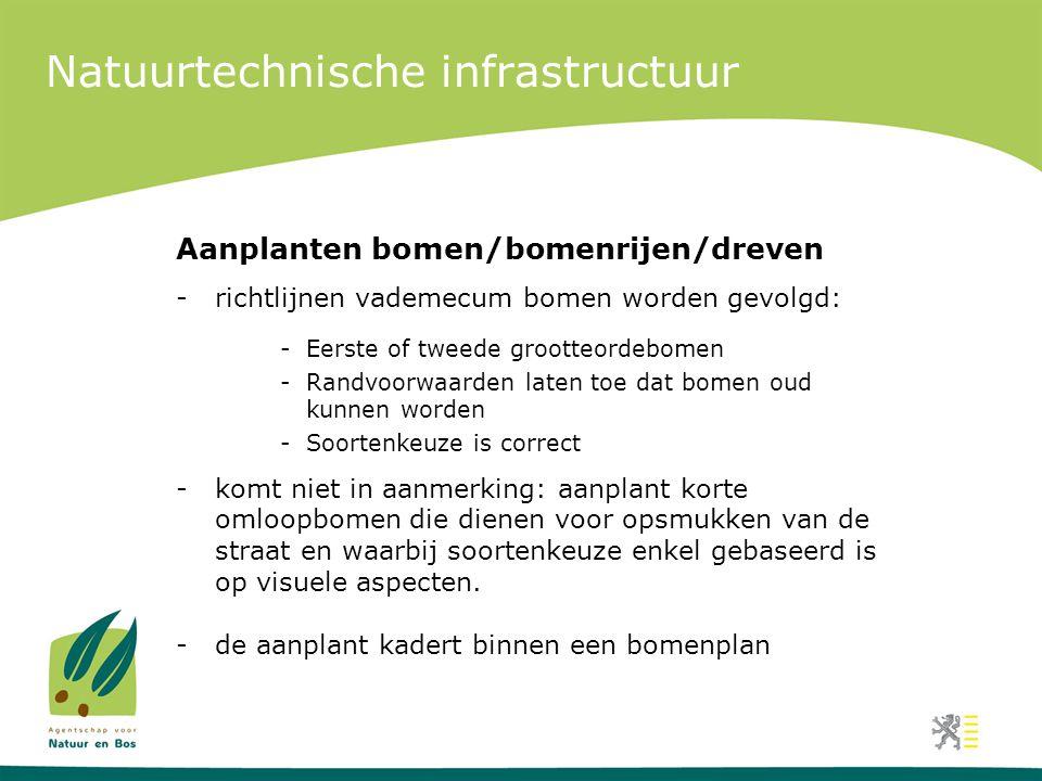 Natuurtechnische infrastructuur
