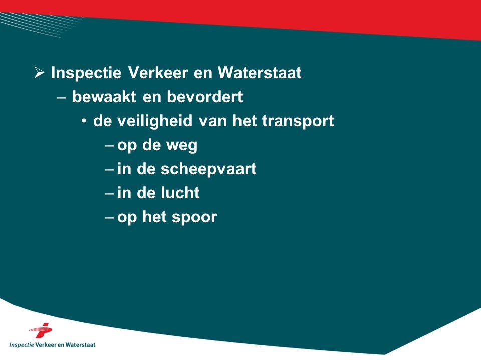 Inspectie Verkeer en Waterstaat