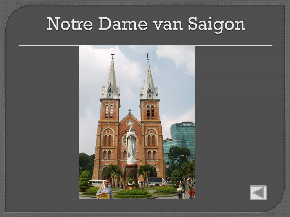 Notre Dame van Saigon