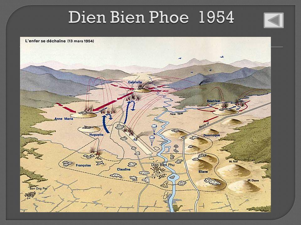 Dien Bien Phoe 1954