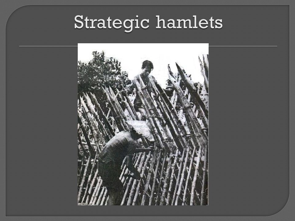 Strategic hamlets