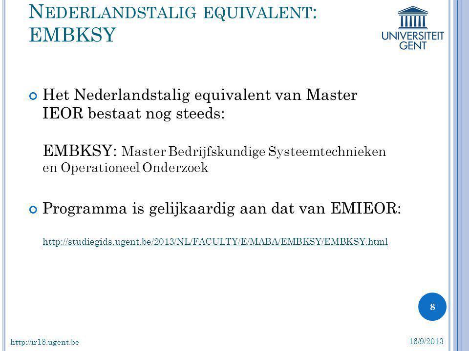 Nederlandstalig equivalent: EMBKSY