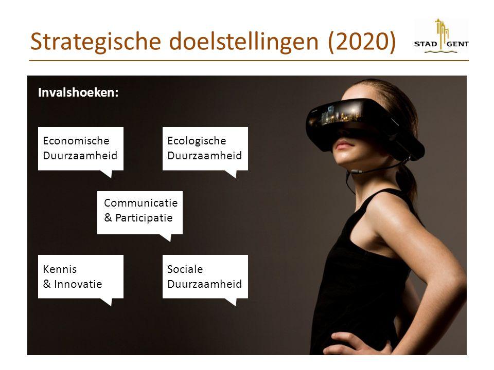 Strategische doelstellingen (2020)