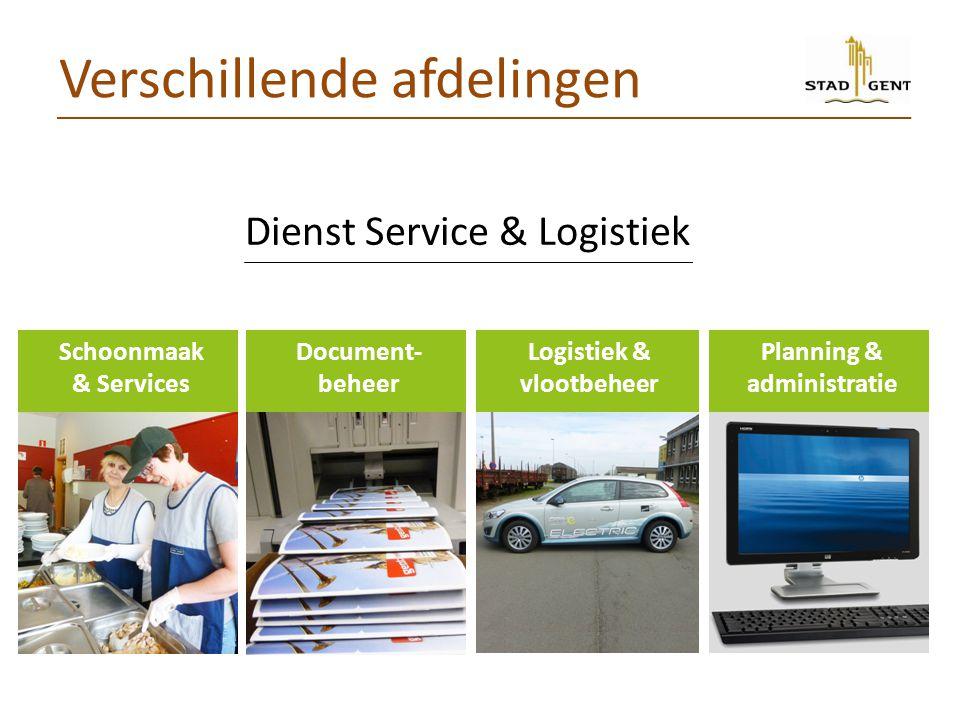 Logistiek & vlootbeheer Planning & administratie