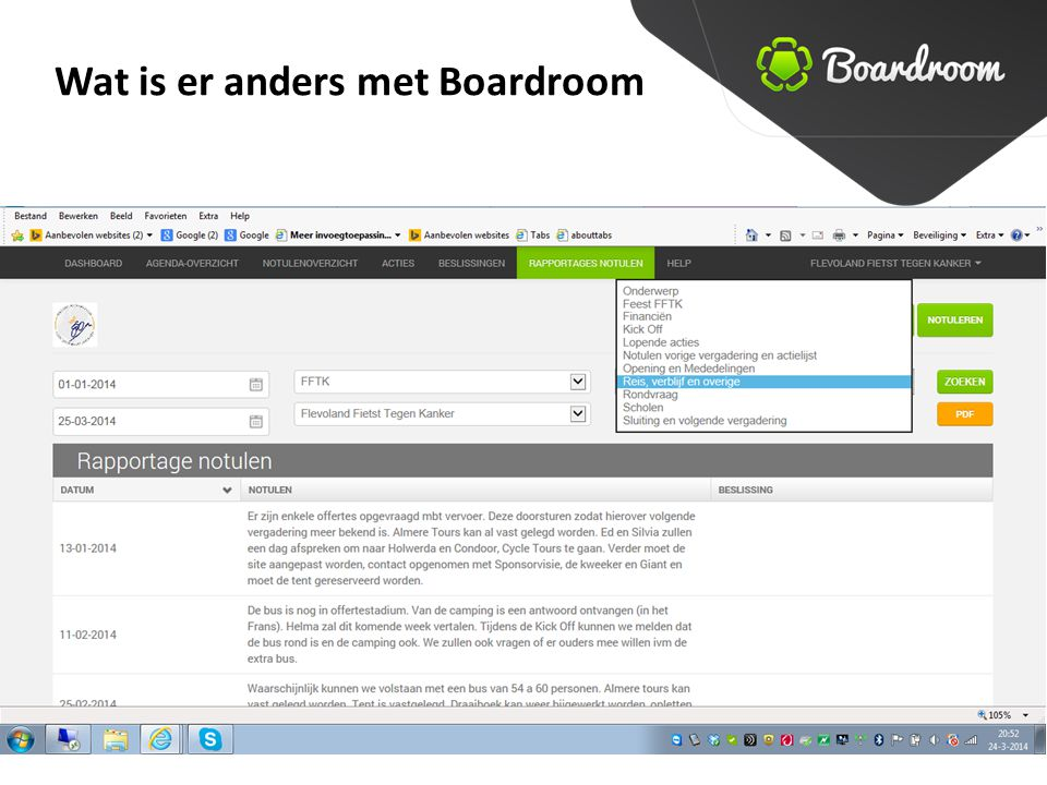 Wat is er anders met Boardroom