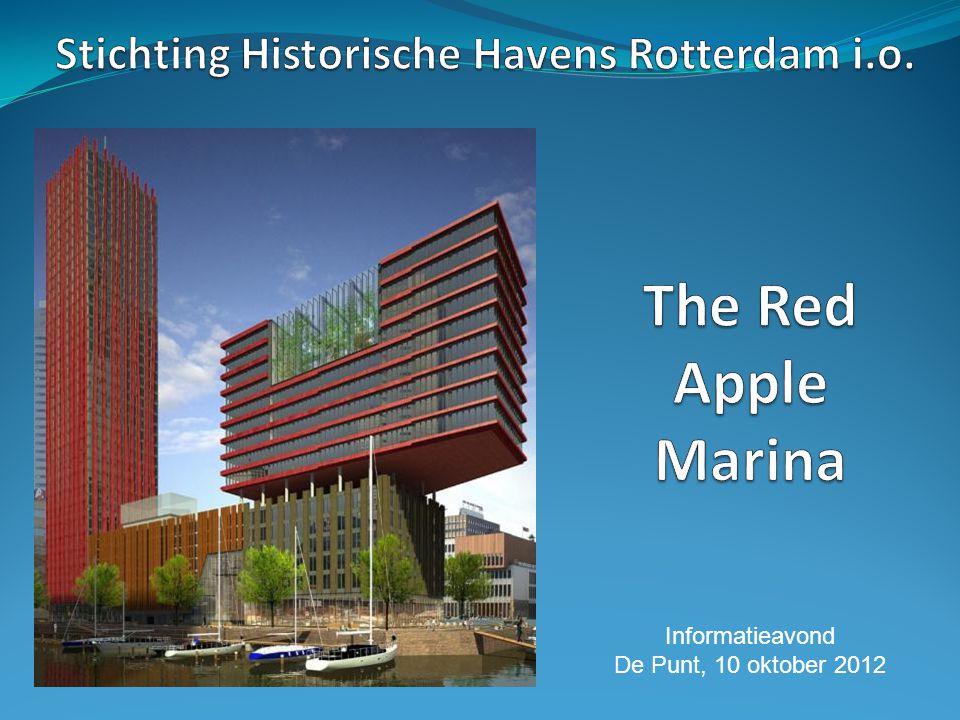 Stichting Historische Havens Rotterdam i.o.