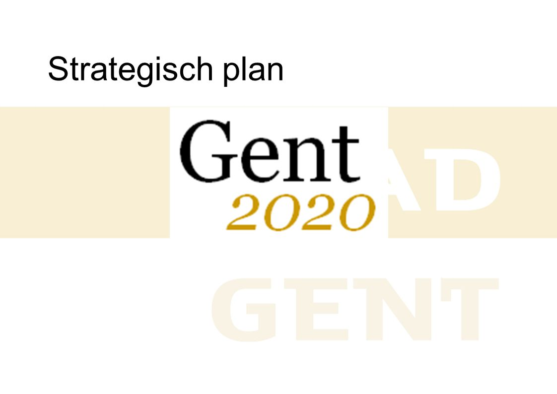 Strategisch plan
