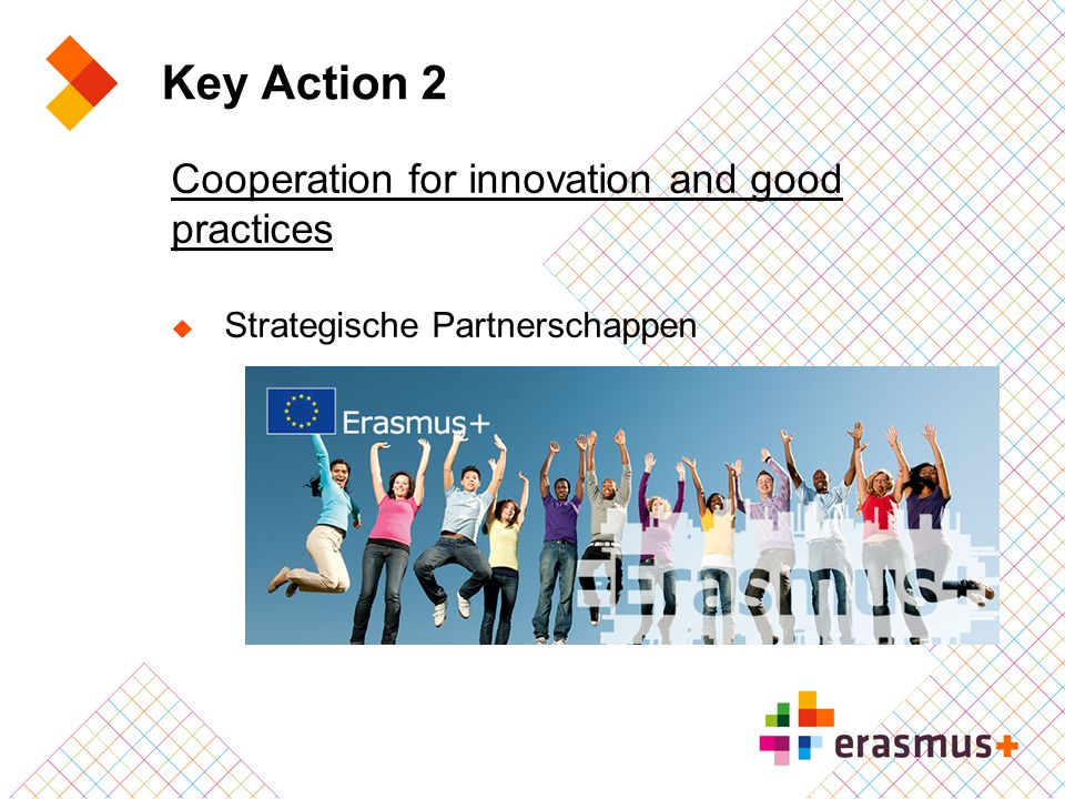 Key Action 2 Cooperation for innovation and good practices