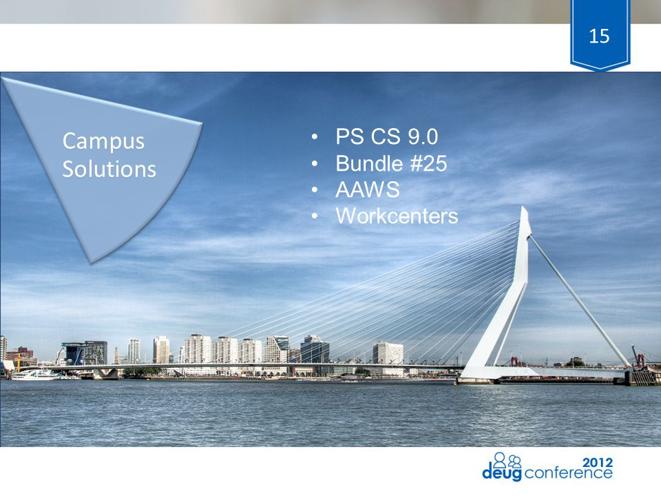 Campus Solutions PS CS 9.0 Bundle #25 AAWS Workcenters