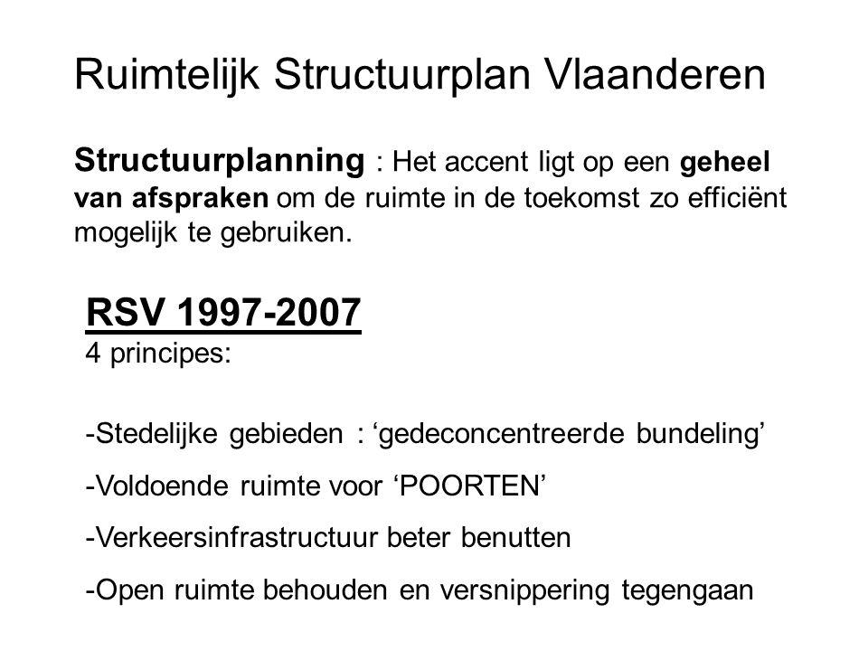 Ruimtelijk Structuurplan Vlaanderen