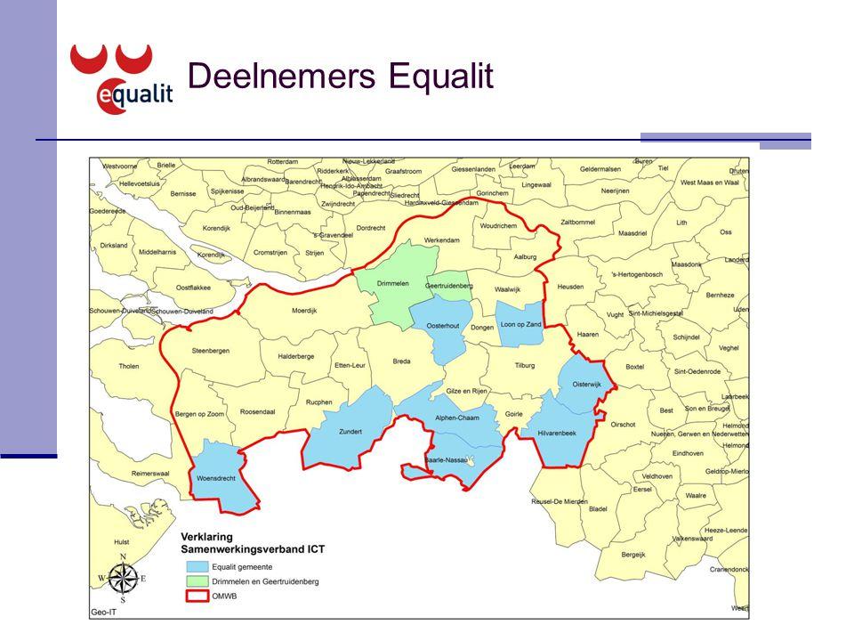 Deelnemers Equalit