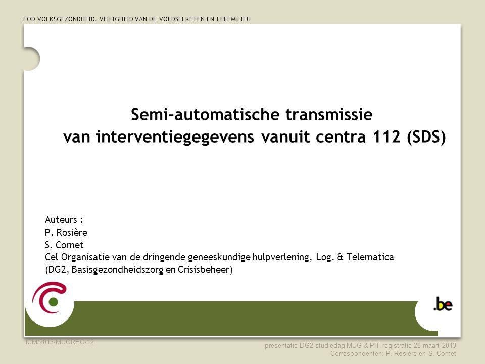 Semi-automatische transmissie