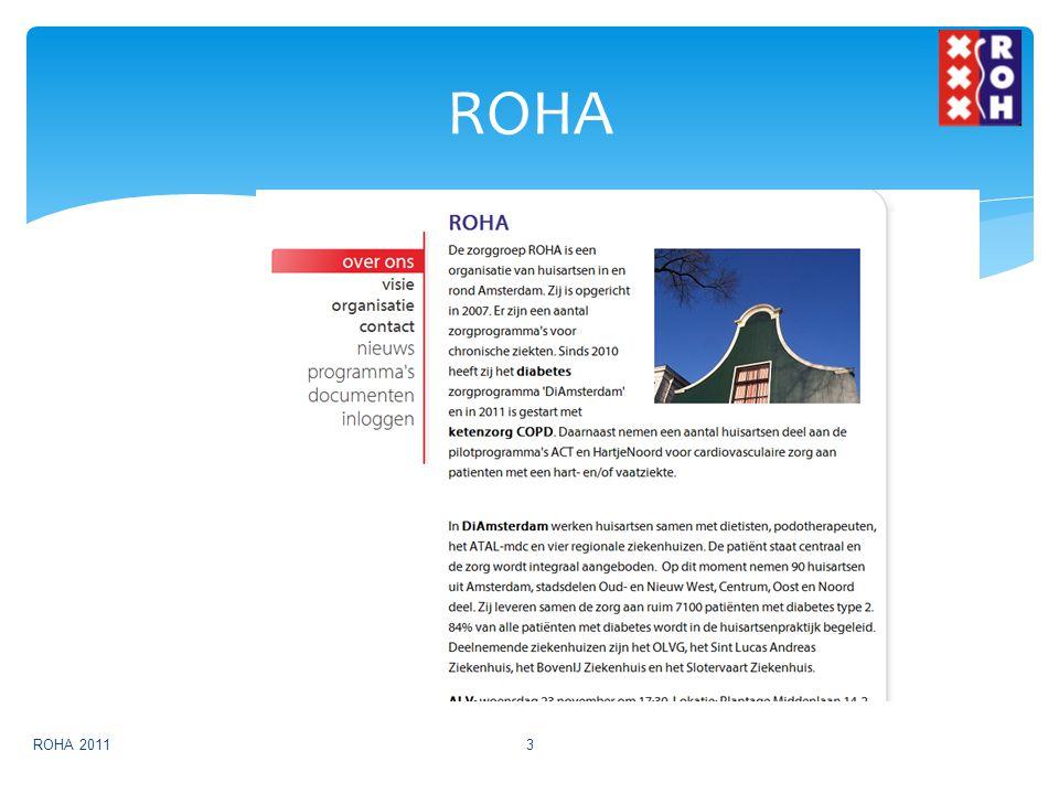 ROHA ROHA 2011