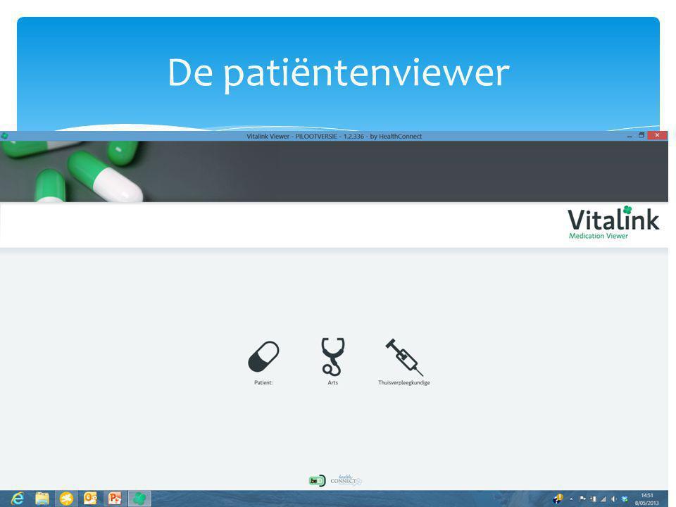 De patiëntenviewer
