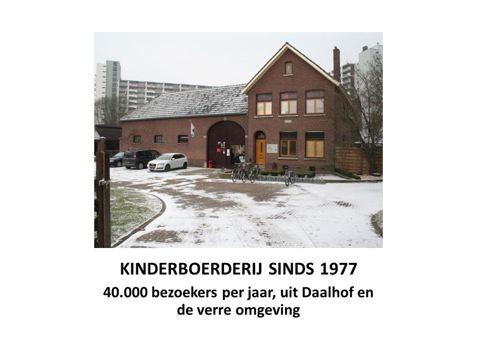 KINDERBOERDERIJ SINDS 1977