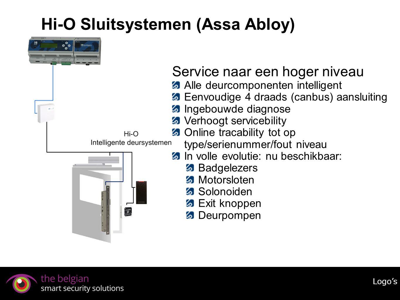 Hi-O Sluitsystemen (Assa Abloy)