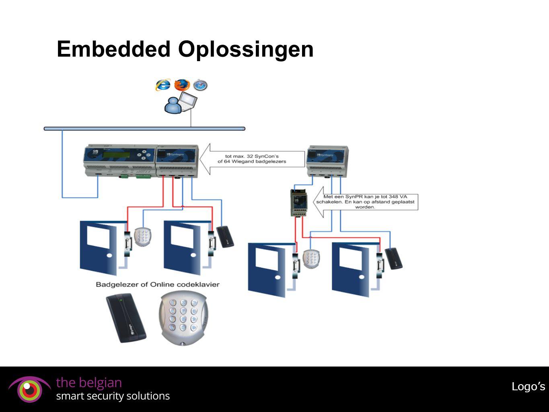 Embedded Oplossingen Logo's