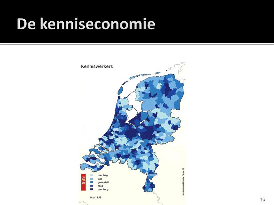 De kenniseconomie