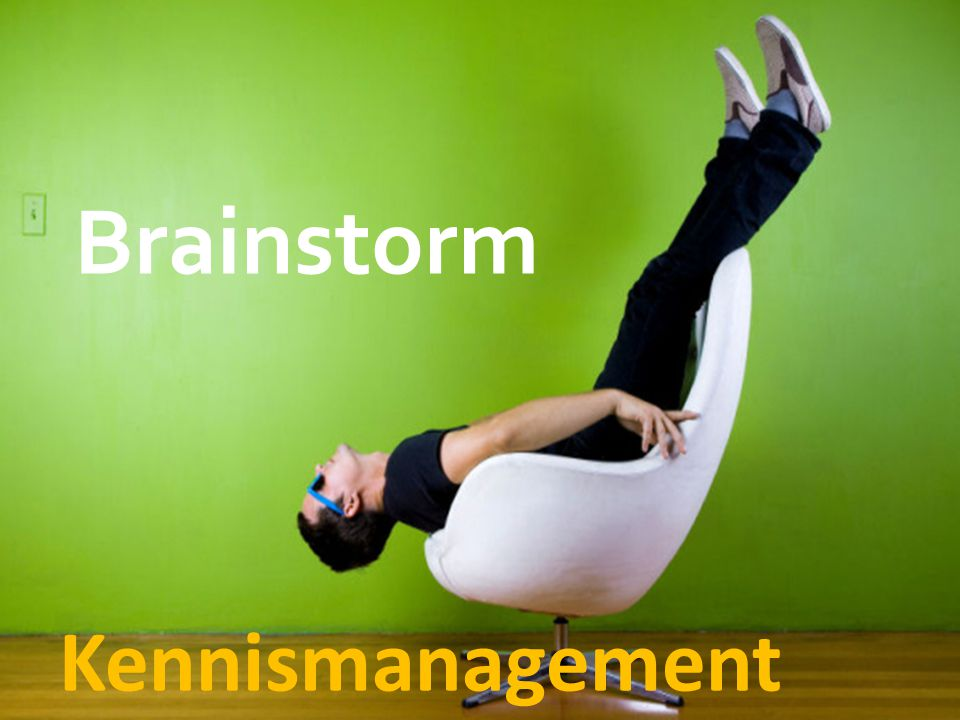 Brainstorm Kennismanagement