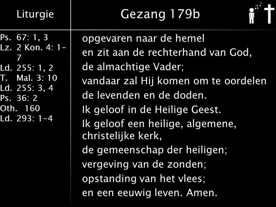 Gezang 179b