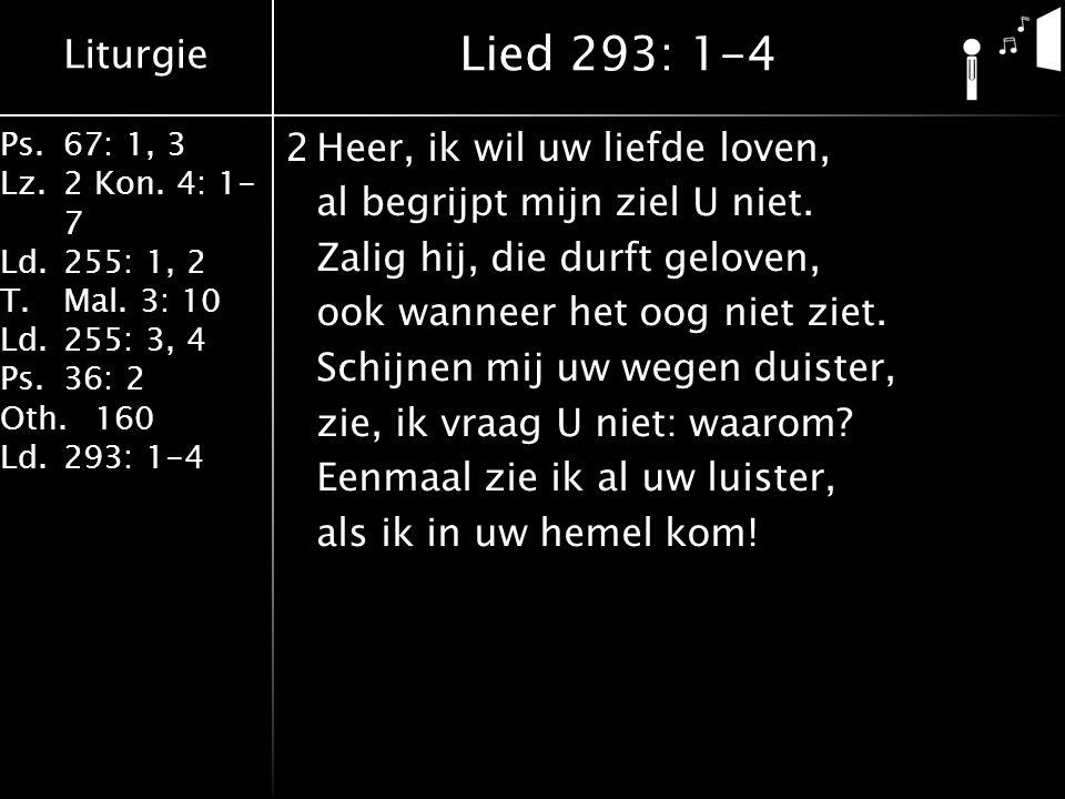 Lied 293: 1-4
