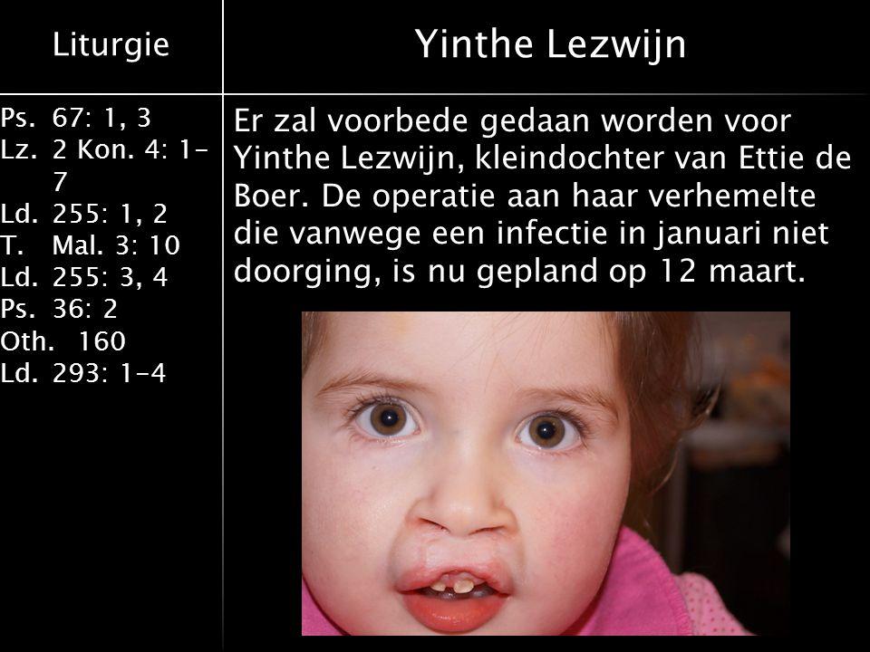 Yinthe Lezwijn