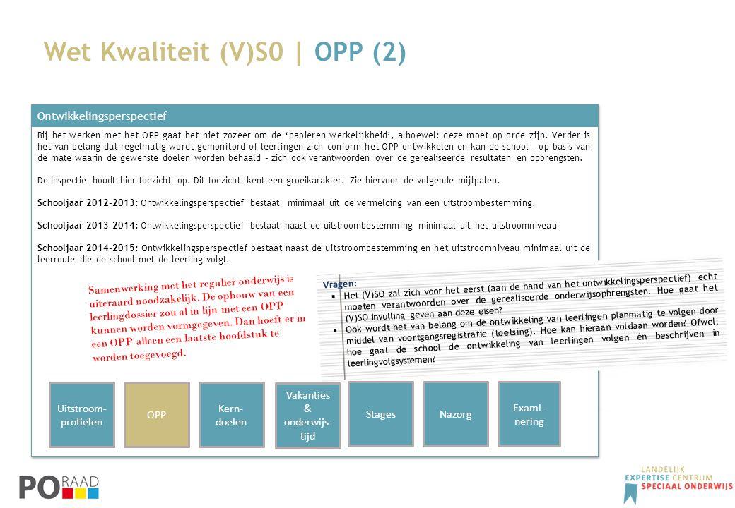 Wet Kwaliteit (V)S0 | OPP (2)