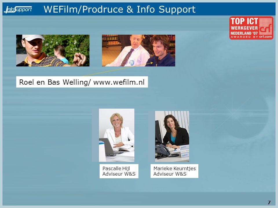 WEFilm/Prodruce & Info Support