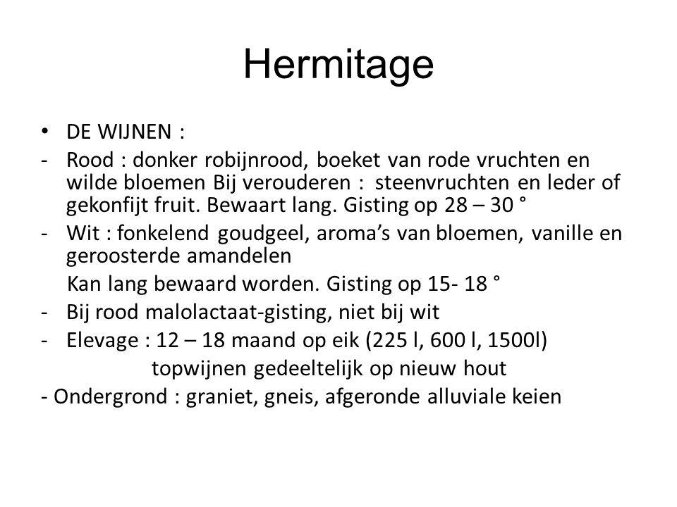 Hermitage DE WIJNEN :