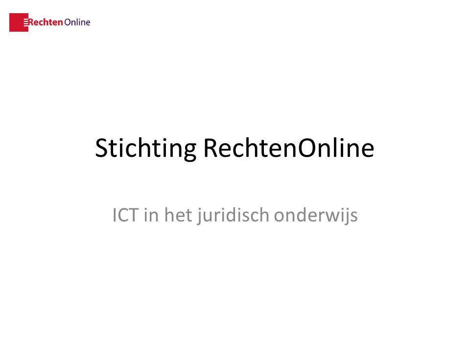 Stichting RechtenOnline
