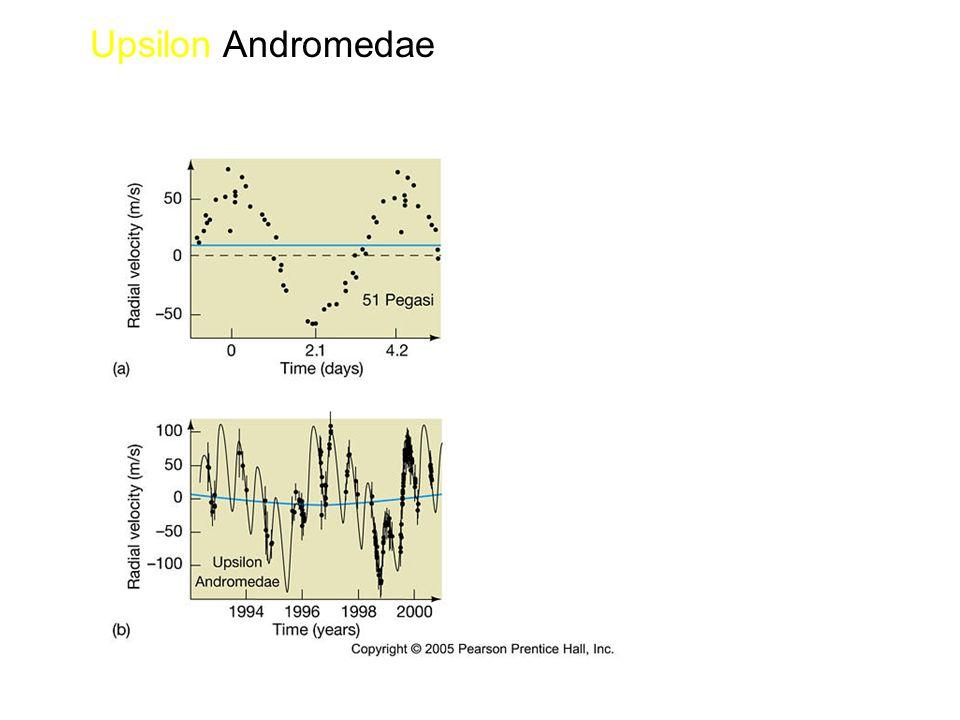 Upsilon Andromedae +10 year orbit 1 Mjup HOVO 37