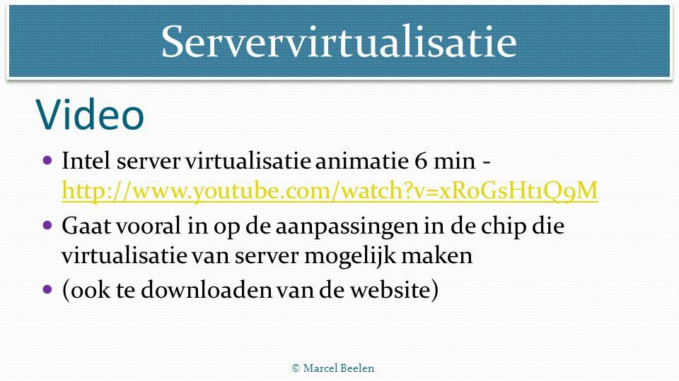 Video Intel server virtualisatie animatie 6 min - http://www.youtube.com/watch v=xR0GsHt1Q9M.