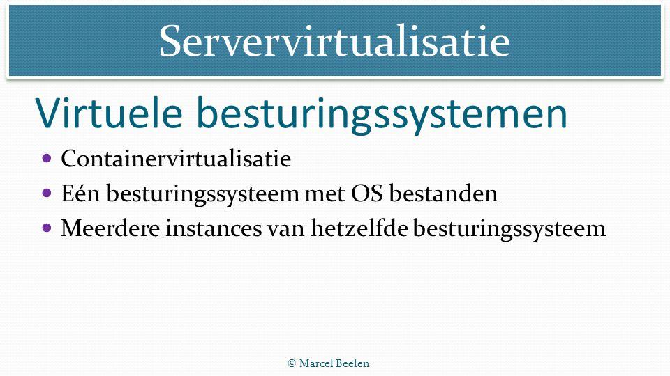 Virtuele besturingssystemen