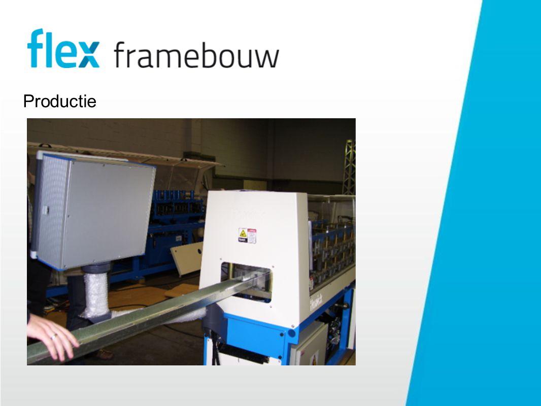 Productie Eigen productie proces CAD CAM gestuurd, uniek en efficiënt