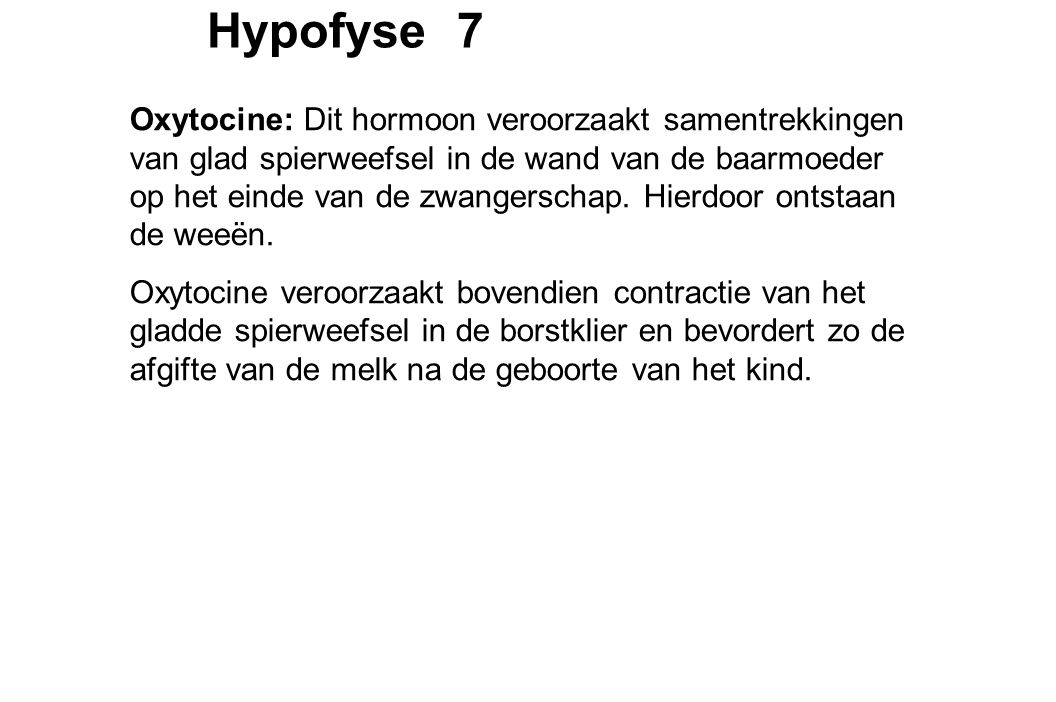 Hypofyse 7