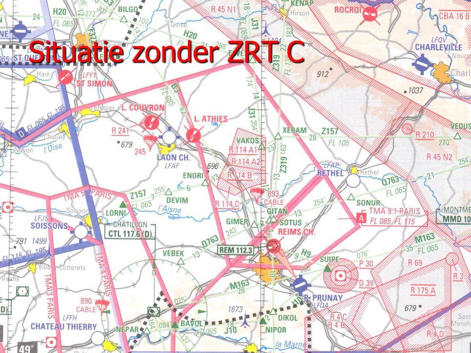 Situatie zonder ZRT C