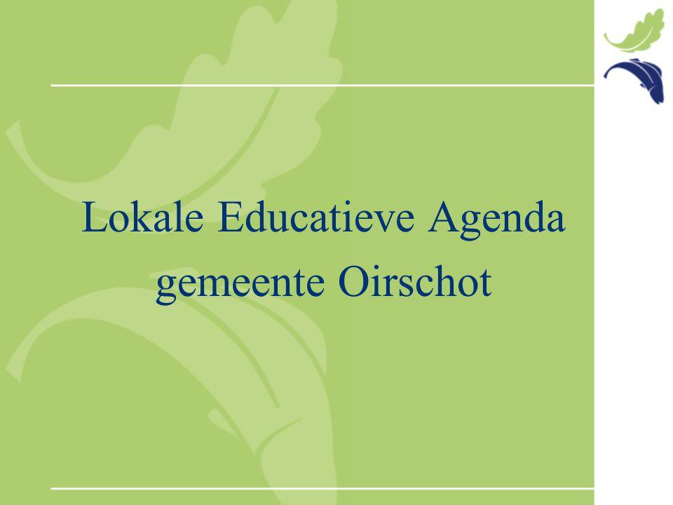 Lokale Educatieve Agenda
