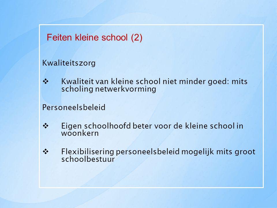Feiten kleine school (2)
