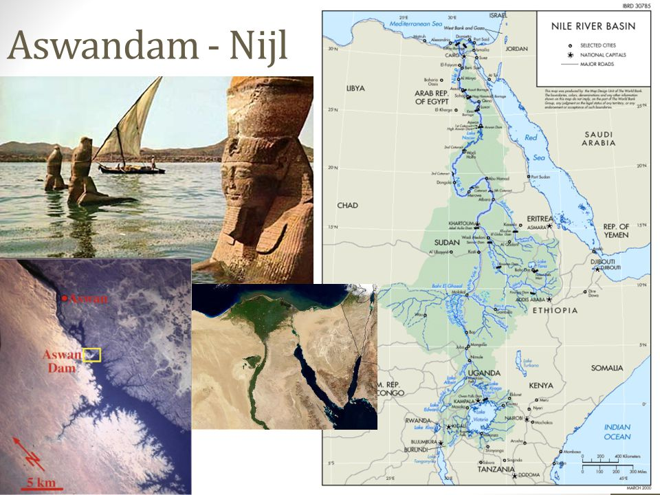 Aswandam - Nijl