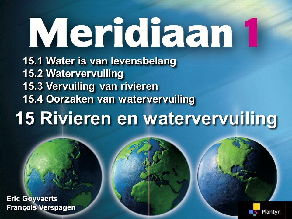15 Rivieren en watervervuiling