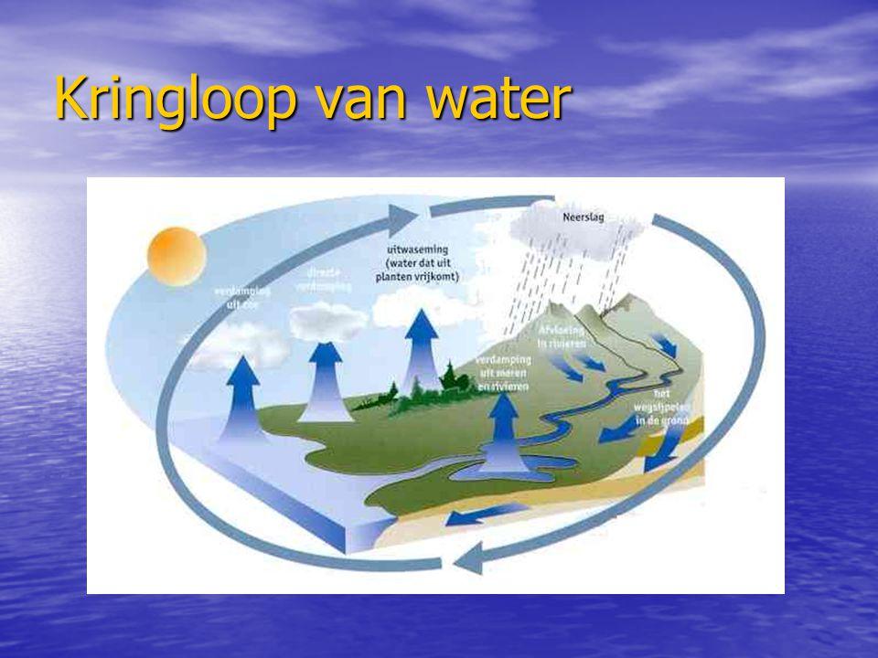 Kringloop van water