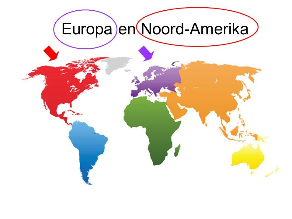 Europa en Noord-Amerika
