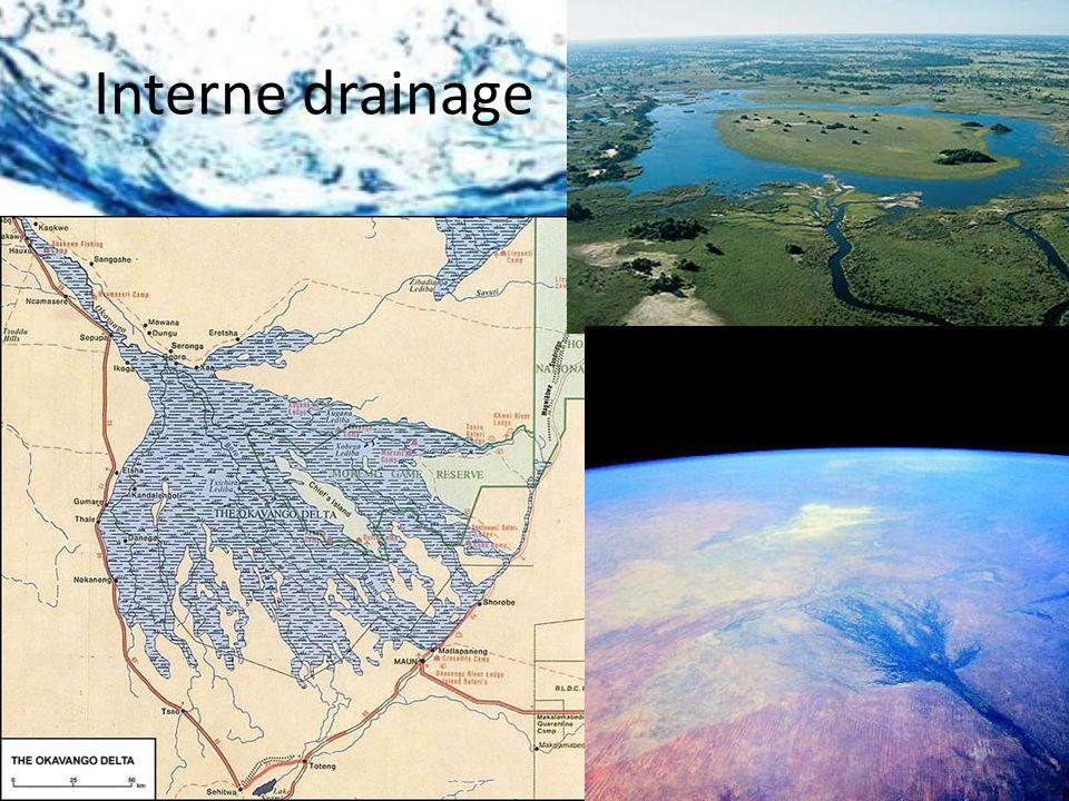 Interne drainage