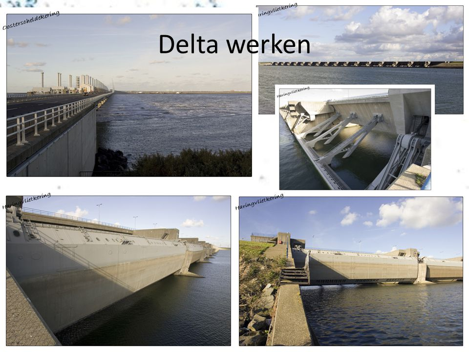 Delta werken