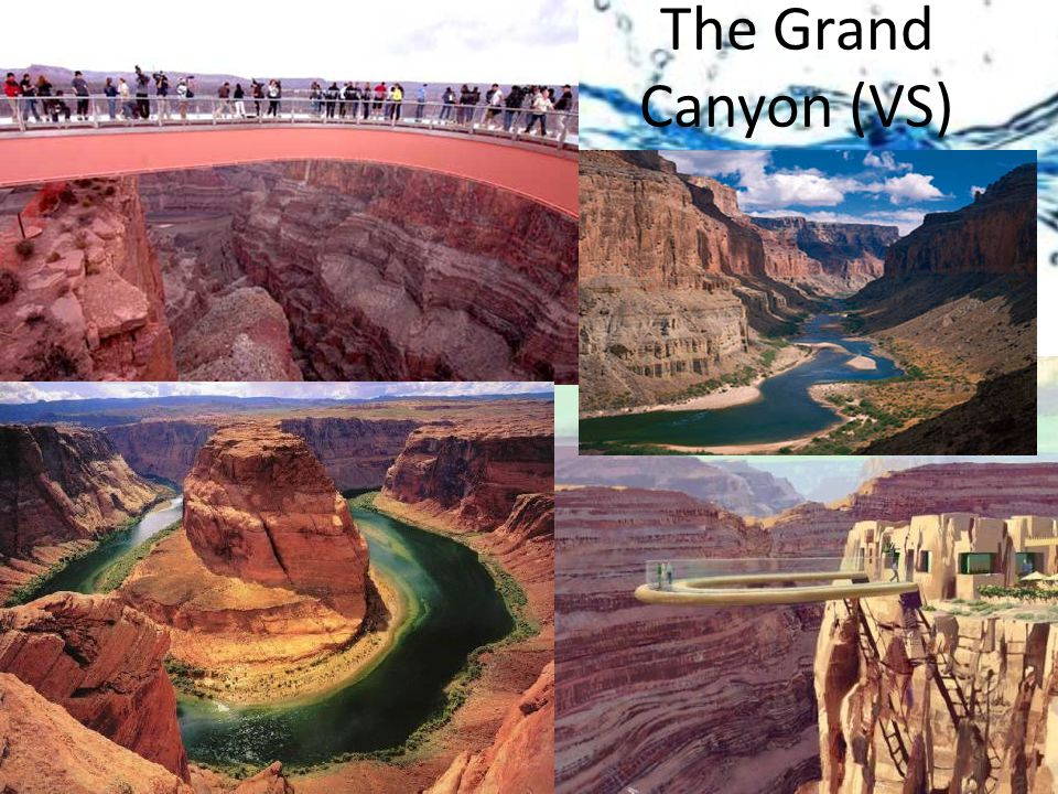 The Grand Canyon (VS)