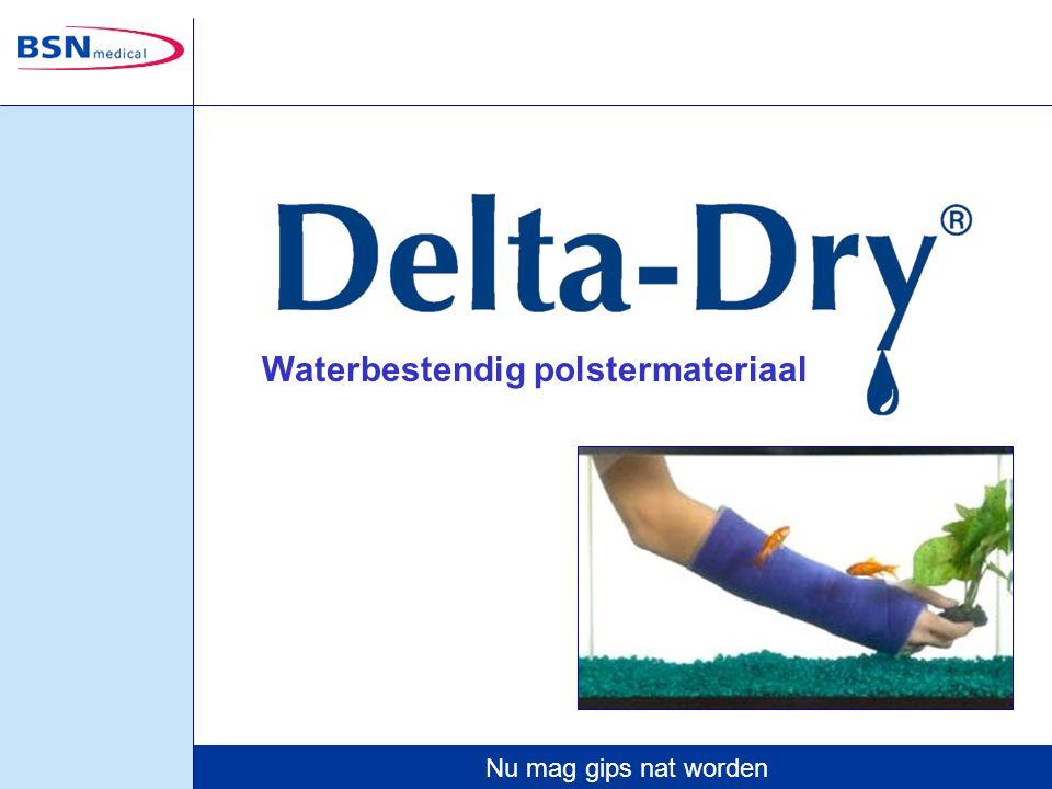 Waterbestendig polstermateriaal