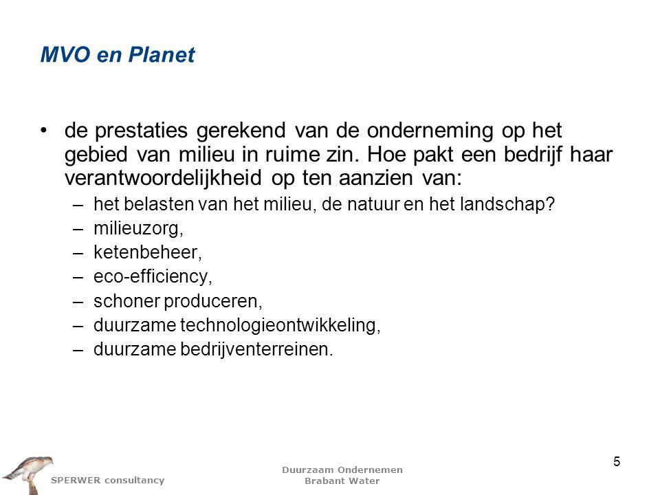 MVO en Planet