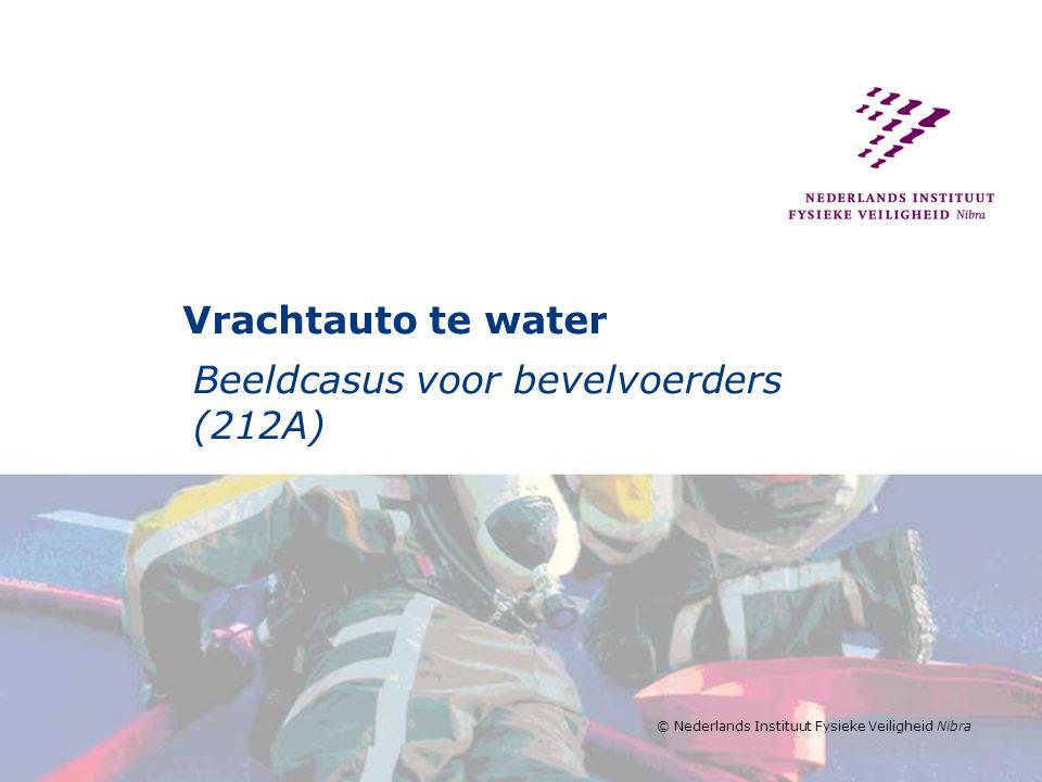 Beeldcasus voor bevelvoerders (212A)
