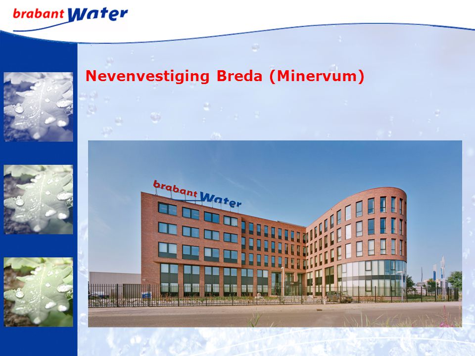 Nevenvestiging Breda (Minervum)